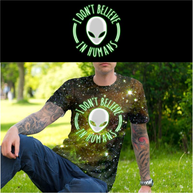 Humans T Shirt